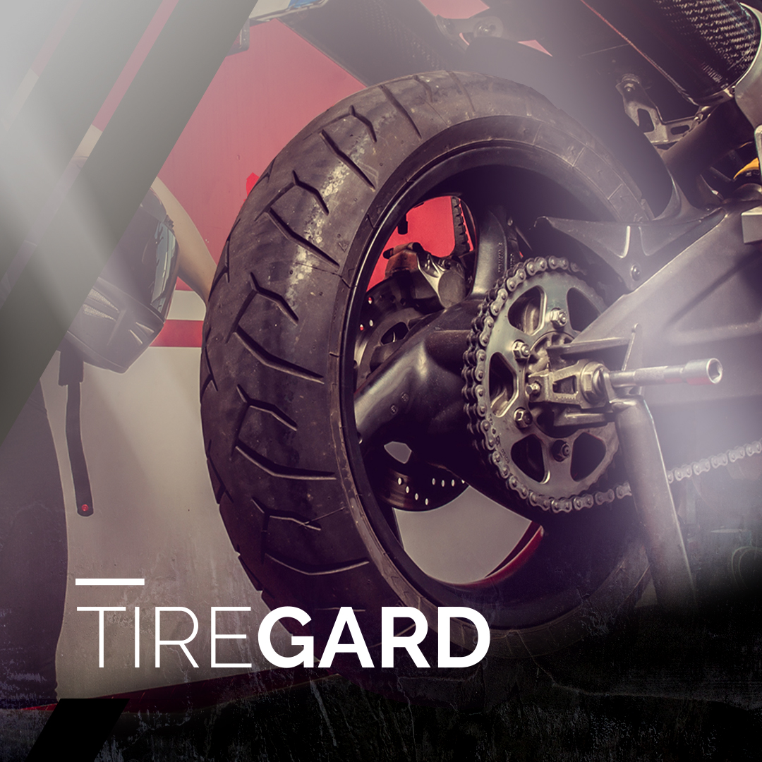 Tire protection for Powersports